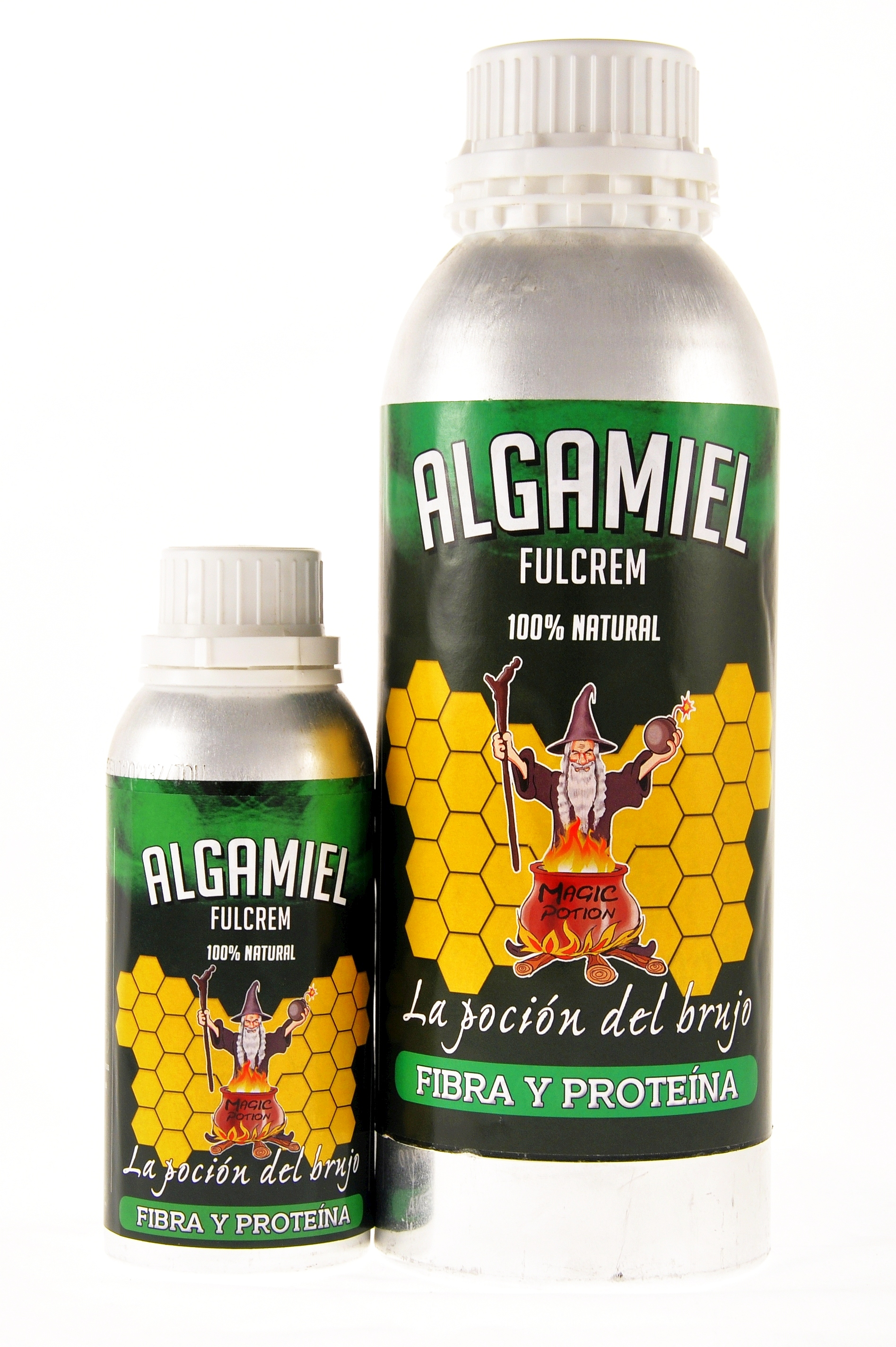 CANNABOOM - Algamiel Fullcrem 320ml