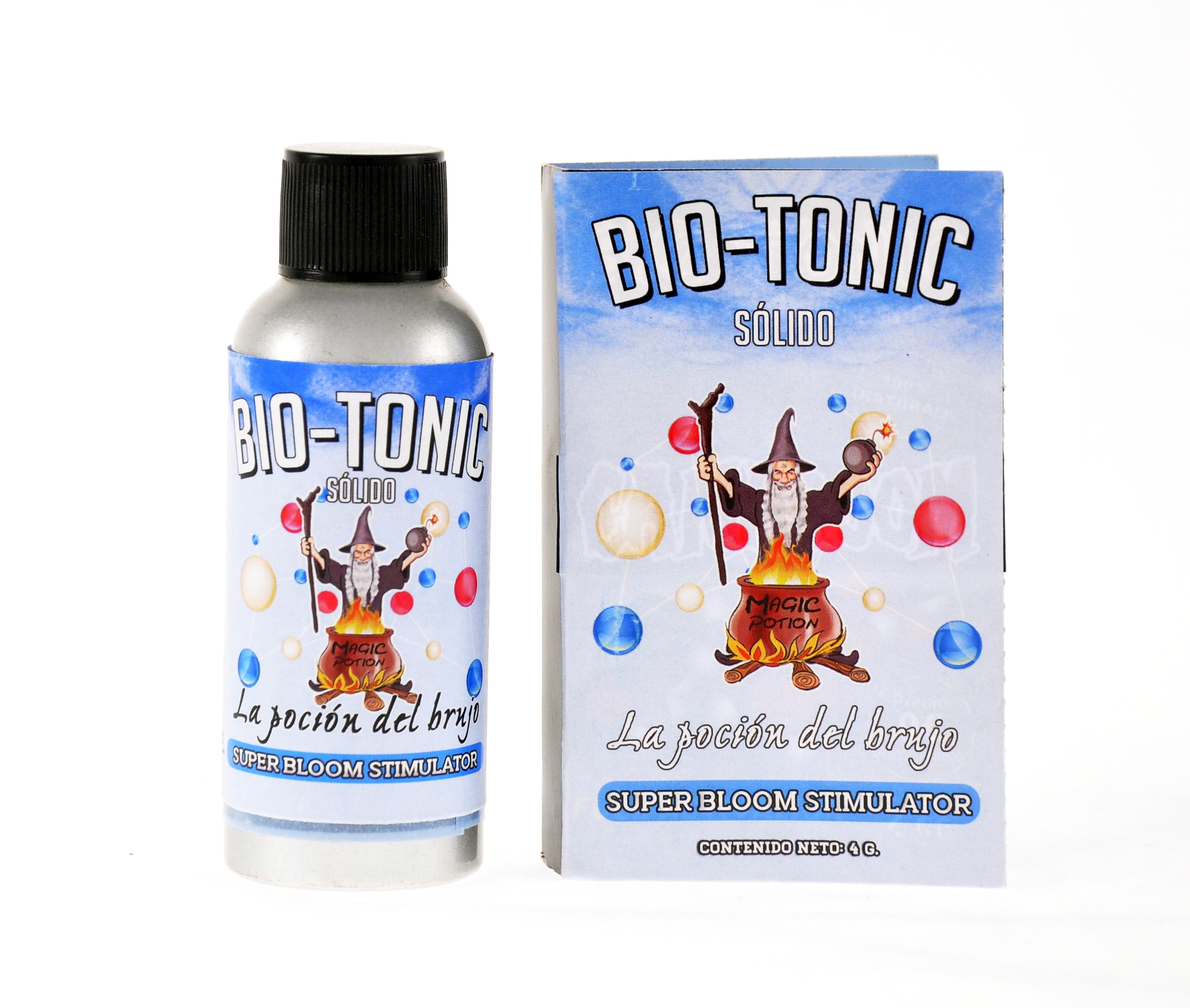 CANNABOOM - Bio-Tonic Solid 140g