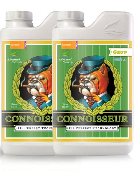 pH Perfect Connoisseur Grow Part A Objem: 5 litrů