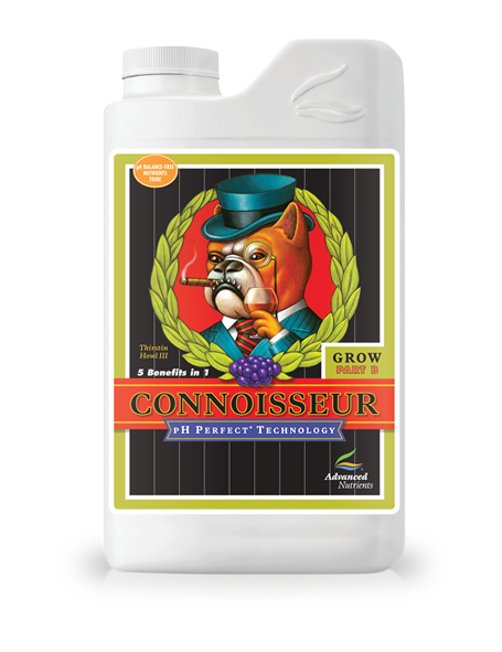 pH Perfect Connoisseur Grow Part B Objem: 5 litrů