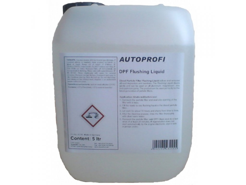 vyplach dpf 5l