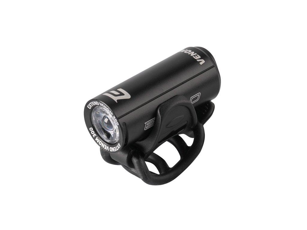 Svetlo predné Extend VENOM 300 (USB)