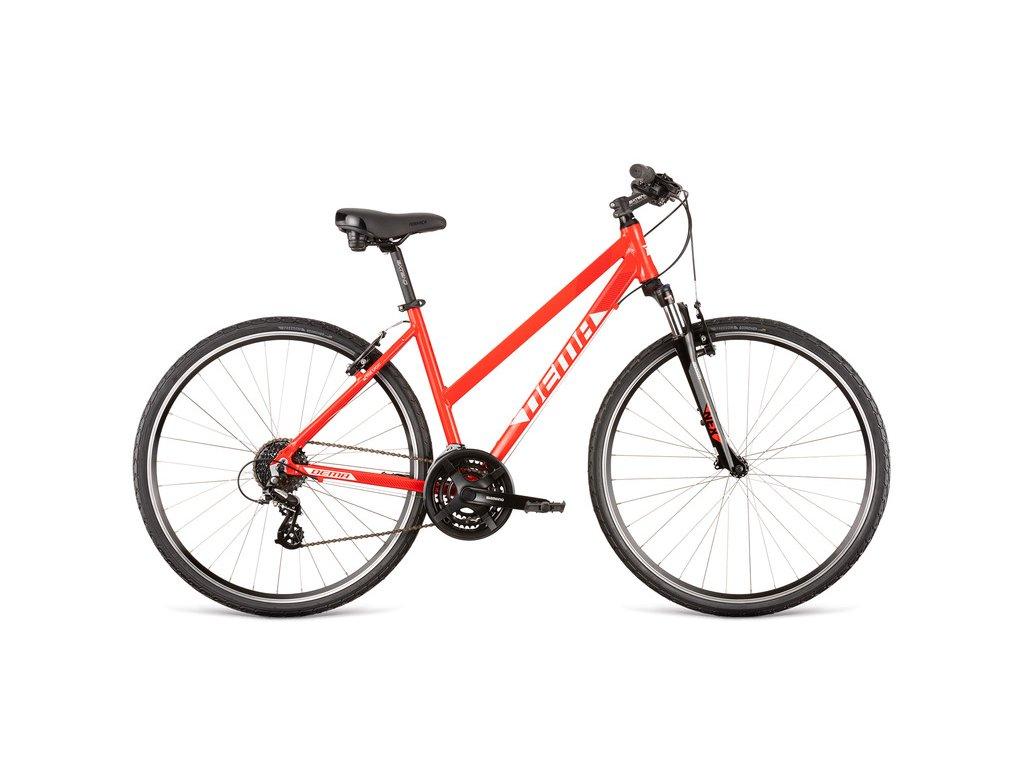"Bicykel Dema LOARA 2 red-white 16"""