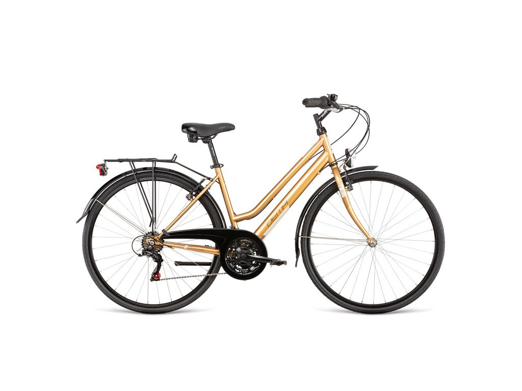 Bicykel Dema LUGO LADY cream