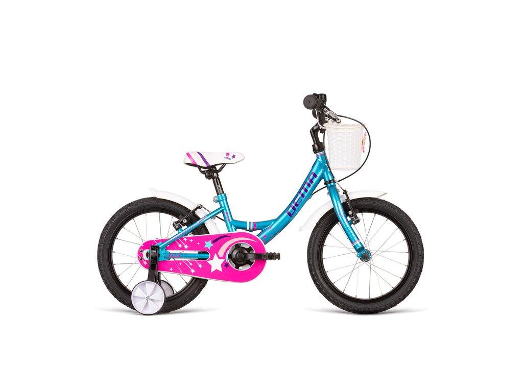 Bicykel Dema ELLA 16 turquoise