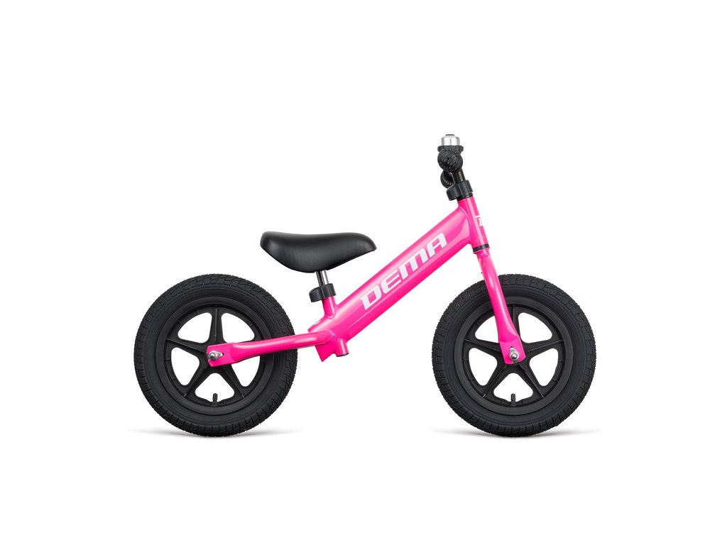 Odrážadlo Dema BEEP AIR LT pink