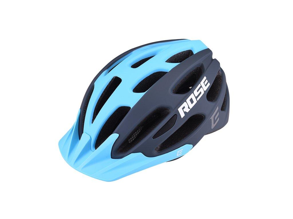 Cyklistická prilba Extend ROSE grey-ocean blue, XS/S (52-55 cm) matt