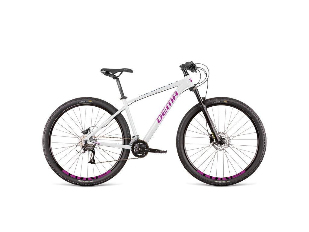 "Bicykel Dema RAVENA 5 white-violet 16"""