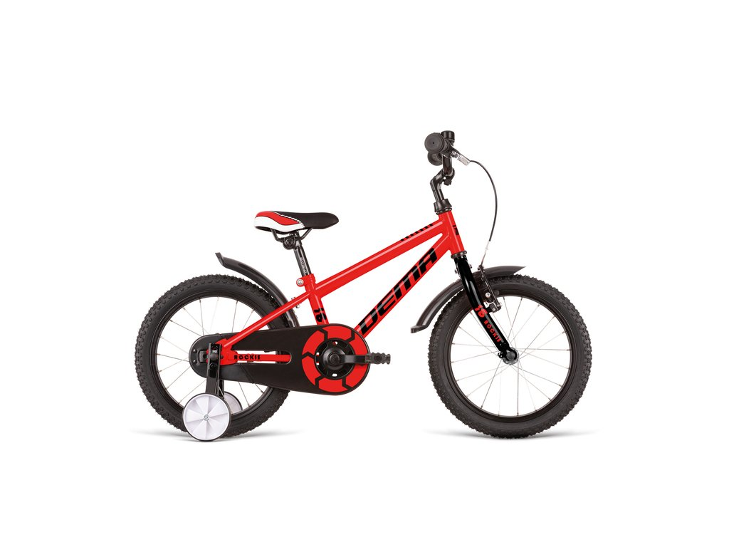 Bicykel Dema ROCKIE 16 red
