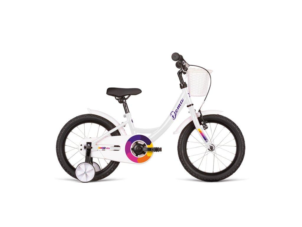 Bicykel Dema ELLA 16 white