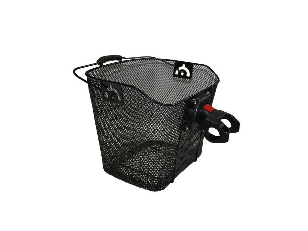 Košík predný s rýchloupínacím držiakom NEW