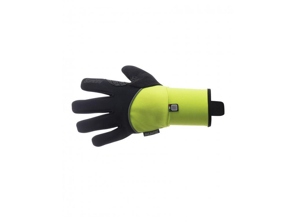DEEP Fluo - zimné rukavice