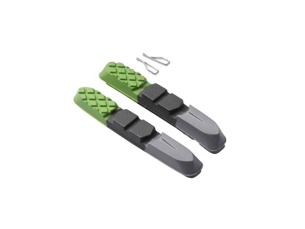 Brzdové gumičky Extend TRIOSTOP, 72mm