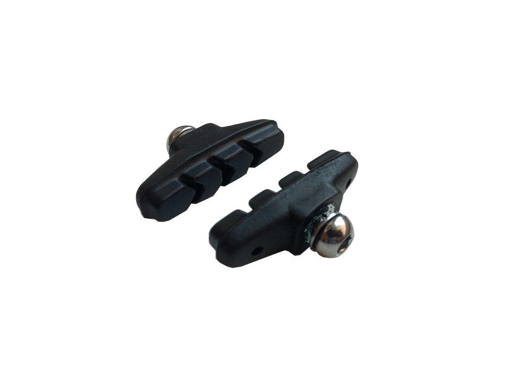 Brzdové klátiky Extend RACE ENTRY 50mm