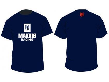 MAXXIS Navy T-shirt L