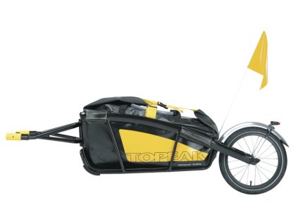 Prívesný vozík Topeak JOURNEY TRAILER + DRY BAG