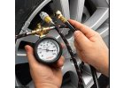 Huštění pneumatik