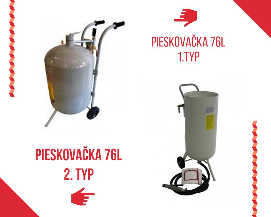 pieskovačka 76L 2. TYP