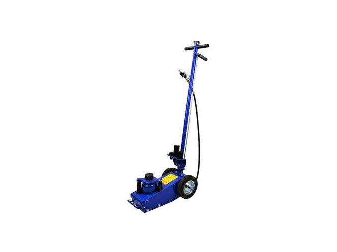 Hydraulicko-pneumatický zvedák 22T (modrý)