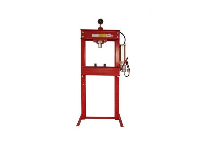 Hydraulický lis 30T - hydraulicko-pneumatická pumpa
