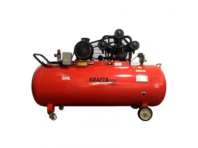 Kompresor 500l olejový 3-pístový 400V