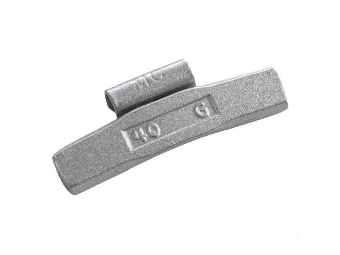 Naklepávací ocelové závaží - 40G/ 50ks