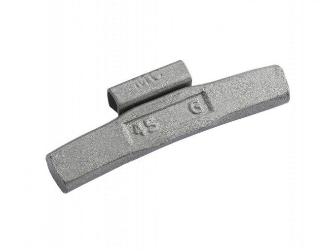 Naklepávací ocelové závaží - 45G/ 50ks