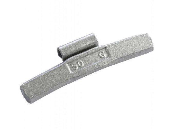 Naklepávací ocelové závaží - FE ALU - 50G/ 50ks