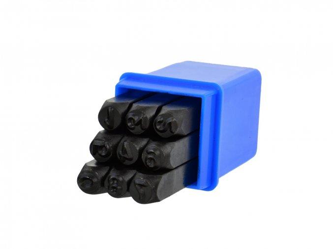 Raznice číselná 6mm/9ks G01810