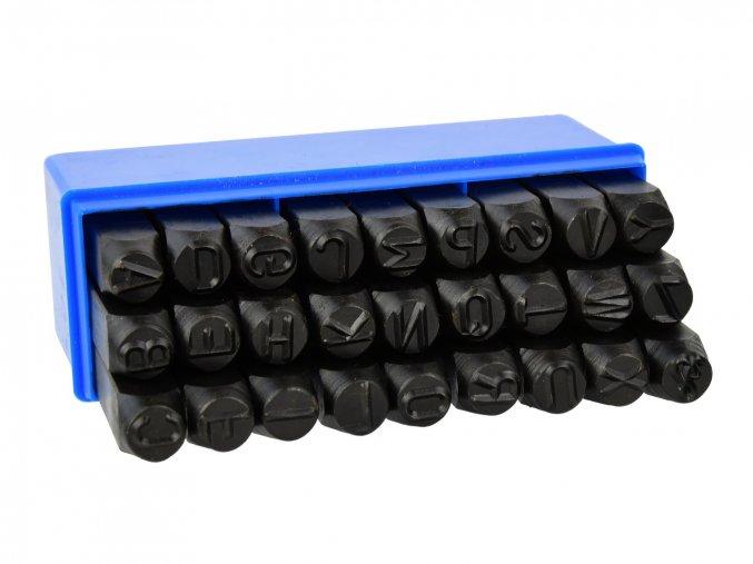 Raznice písmenková 10mm/27ks G01815