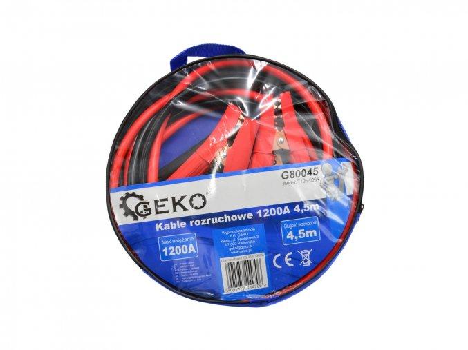 Startovací kabely 1200A 4,5m G80045