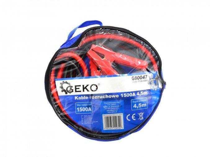 Startovací kabely 1500A 4,5m G80047