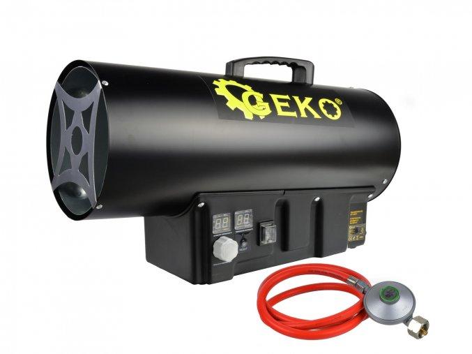 Plynový ohřívač 40kW + Termostat G80412