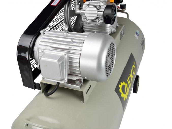 Kompresor 200L olejový 3-pístový TYP-V GEKO