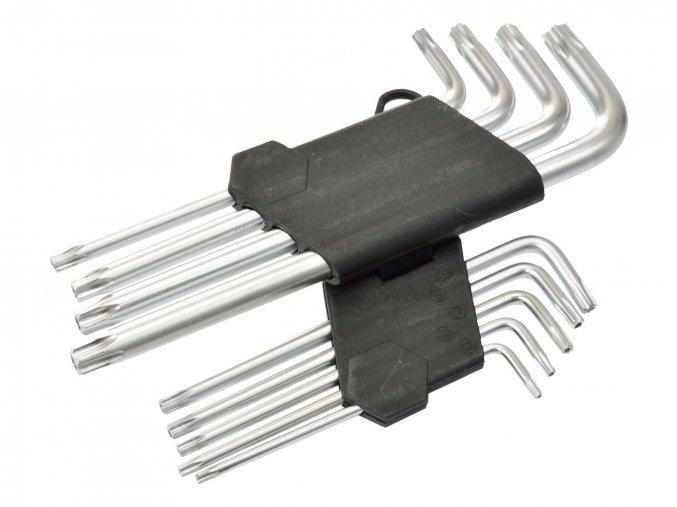 Sada klíčů TORX T10-T50 9ks G01705
