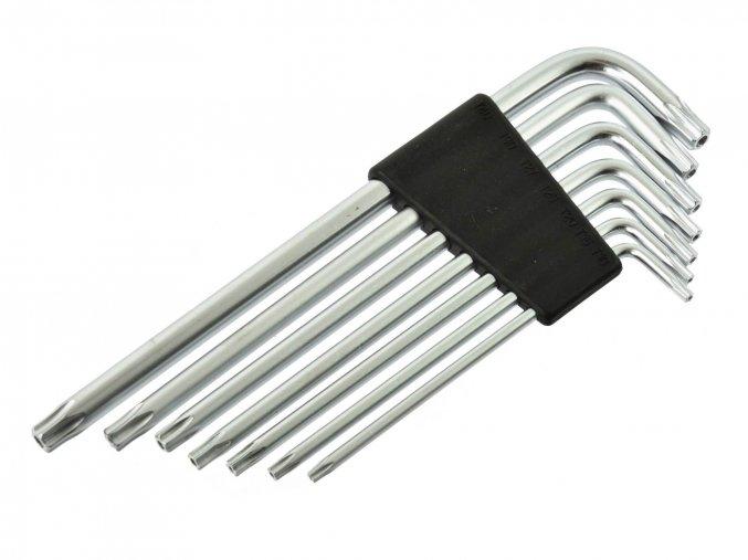 Sada klíčů TORX T10-T40 7ks G01706