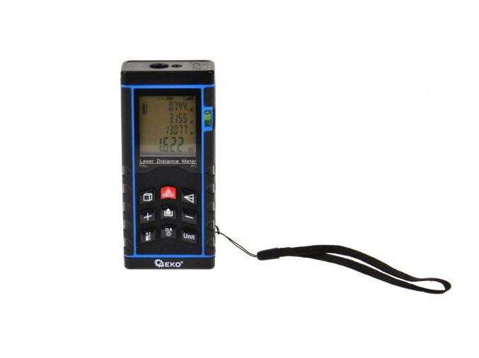 Laserový měřič vzdálenosti 0,05-60m G03351