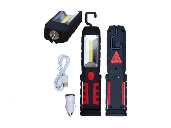 LED COB lampa