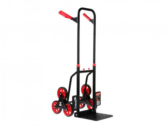 Schodišťový prepravní vozík - skládací 150kg