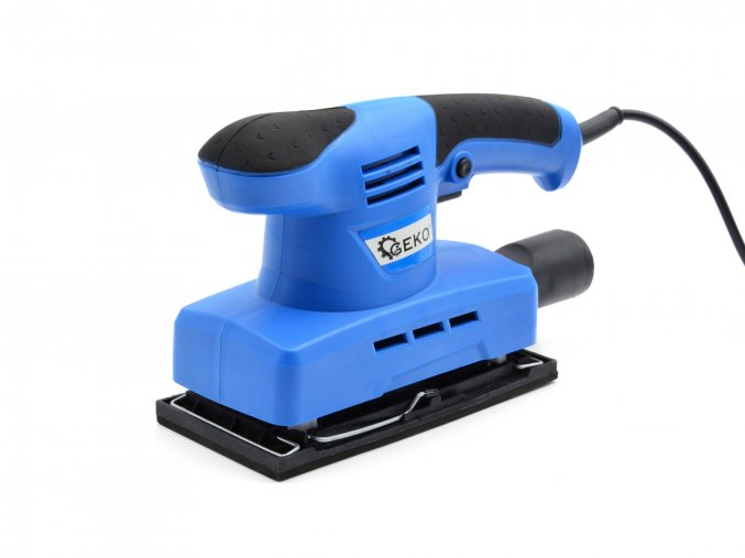 Vibrační bruska 135W 90x187mm GEKO
