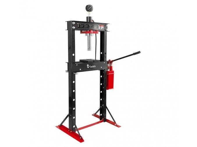 Hydraulický lis 20T - dvourychlostní pumpa REDATS H-370