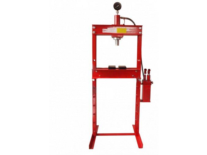 Hydraulický lis 20T - dvourychlostní pumpa