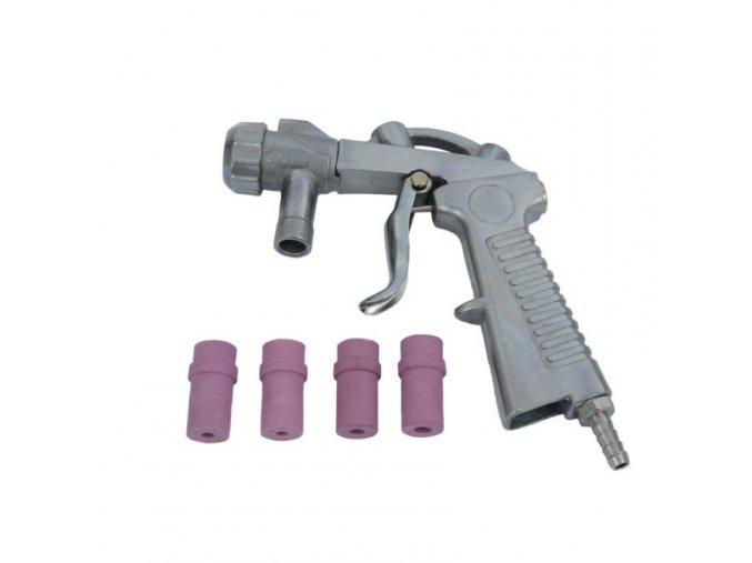 pistolet do pisakowania 4 dysze