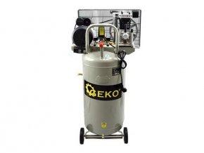 Kompresor 100L vertikální - olejový GEKO