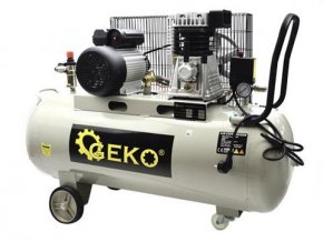 Kompresor 100L typ Z - olejový GEKO G80303