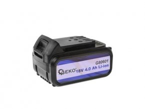Baterie 18V 4Ah Li-Ion - G80601