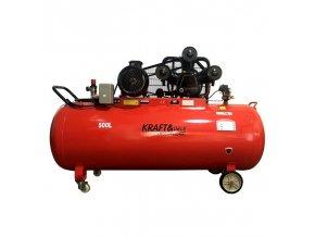 Kompresor 500l olejový 3-pístový 400V KD1412