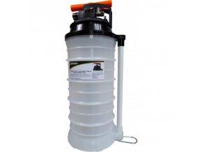wysysarka reczna pneumatyczna oleju 105l