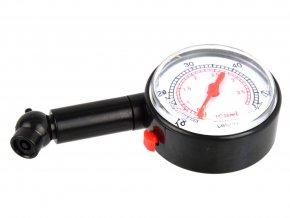 Tlakoměr pro kola s manometrem 0 - 3,5 bar