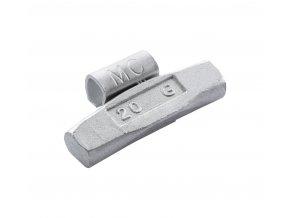 pol pl Ciezarki do felg aluminiowych nabijane FIVESTARS FE ALU 20G 499 2